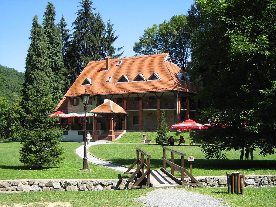 Izletište Jankovac općina Čačinci