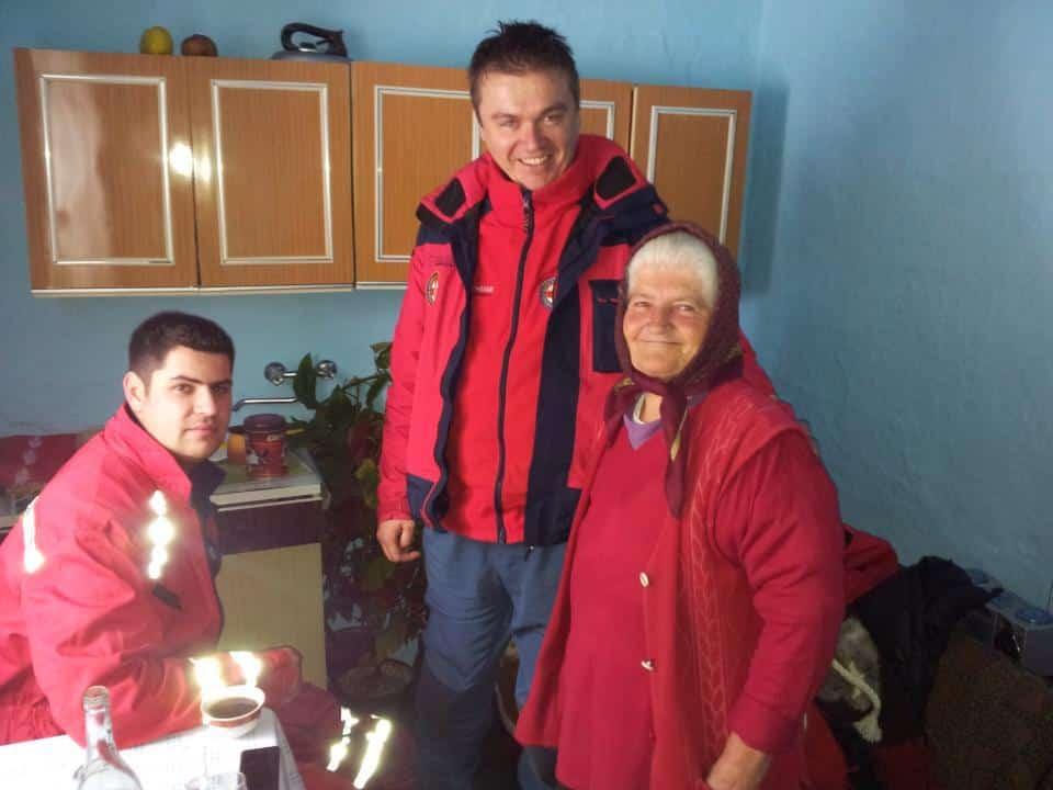 Gorska služba spašavanja stanica Orahovica obišli su najstarije mještane potpapučkih sela općine Čačinci