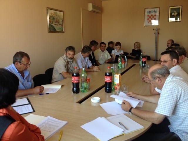 održana je konstituirajuća sjednica šestog saziva Općinskog vijeća općine Čačinci