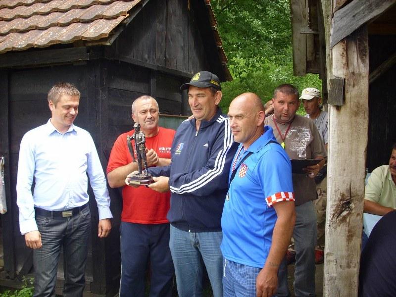 Natjecanje u ribolovu članica ZUHBL PTSP-a