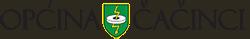 Službene stranice općine Čačinci Logo
